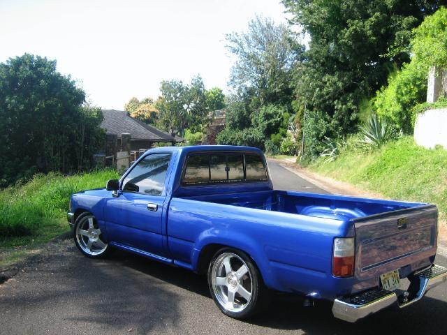 ogtoys 1993 Toyota Hilux photo
