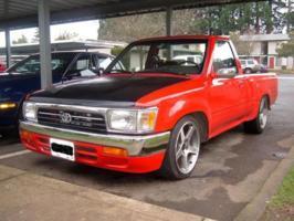 92sbtoyotas 1992 Toyota Hilux photo thumbnail