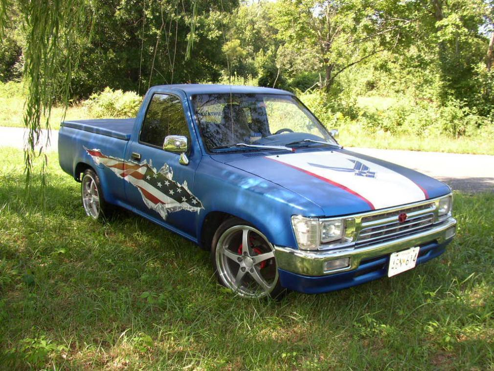 patriotpops 1994 Toyota Hilux photo