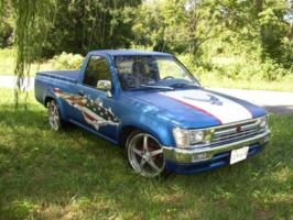 patriotpops 1994 Toyota Hilux photo thumbnail