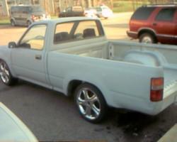91toys 1991 Toyota Hilux photo thumbnail