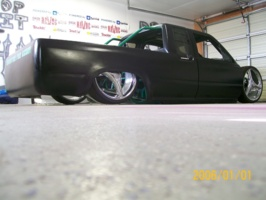 layin22ʹss 1993 Toyota Hilux photo thumbnail