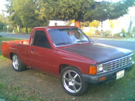 yoguydas 1986 Toyota Hilux photo thumbnail
