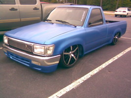 bigc9093s 1993 Toyota Hilux photo thumbnail