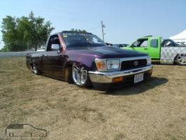dragtoys 1994 Toyota Hilux photo thumbnail