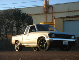 jetass 1989 Toyota Hilux photo thumbnail