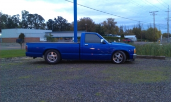 flamess 1986 Chevrolet S10 photo thumbnail