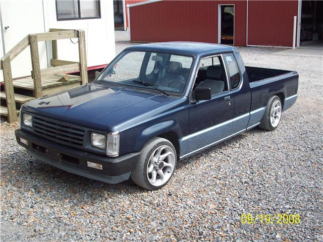 qballd50s 1988 Dodge D50 photo