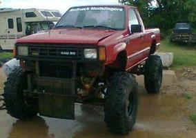 texasfittyss 1987 Dodge D50 photo thumbnail