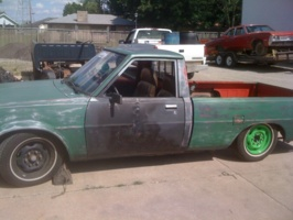 jasong62s 1986 Dodge D50 photo thumbnail