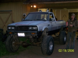deathadders 1984 Dodge D50 photo thumbnail