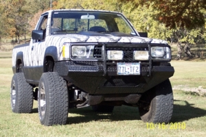 zachs 1993 Mitsubishi Mighty Max photo thumbnail