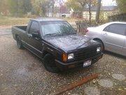 murdered50s 1988 Dodge D50 photo