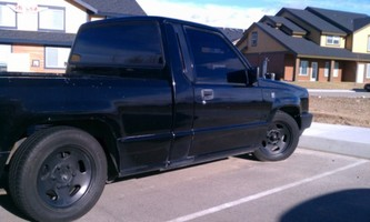 murdered50s 1988 Dodge D50 photo thumbnail