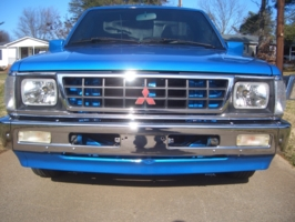 crxjspecs 1991 Mitsubishi Mighty Max photo thumbnail