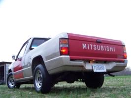 mitsudodge89s 1989 Mitsubishi Mighty Max photo thumbnail
