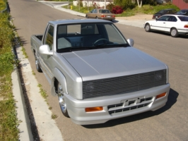 majr flavrs 1987 Mitsubishi Mighty Max photo thumbnail