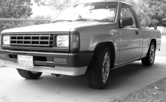 stretch90s 1990 Dodge D50 photo thumbnail