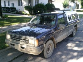sabralvahs 1987 Dodge D50 photo thumbnail