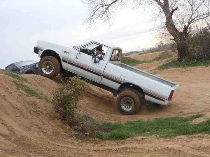jeremy187s 1986 Dodge D50 photo