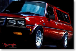 bradmphs 1986 Mitsubishi Mighty Max photo thumbnail