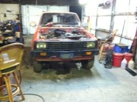 irotagrups 1982 Dodge D50 photo thumbnail