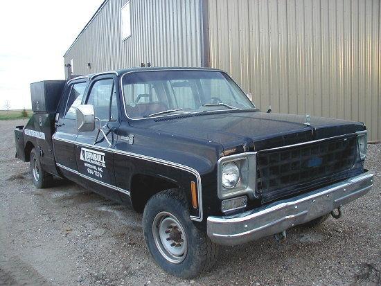 trevor gs 1978 Chevrolet C3500 photo