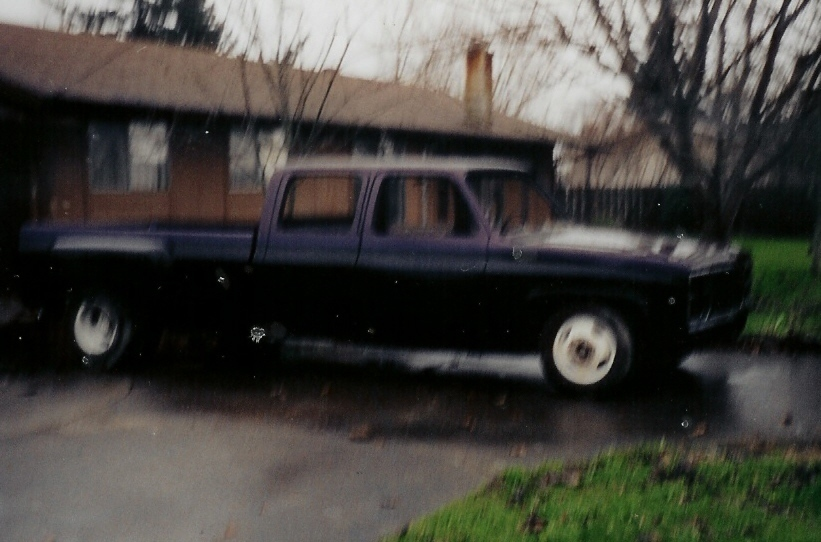 pig rigs 1985 Chevrolet C3500 photo