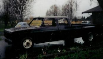 pig rigs 1985 Chevrolet C3500 photo thumbnail