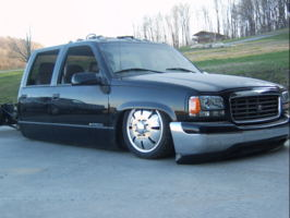 krewzlos 2000 Chevrolet C3500 photo thumbnail