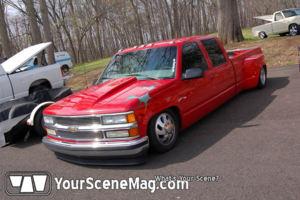maz89s 2000 Chevrolet C3500 photo thumbnail