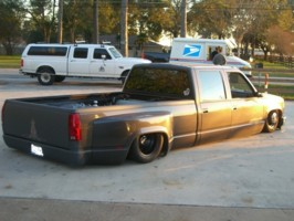 burntups 1993 Chevrolet C3500 photo thumbnail