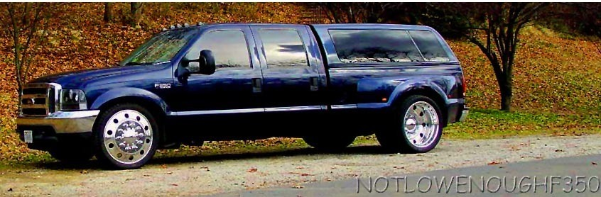 notlowenoughf350s 2001 Ford F Series Light Truck photo