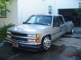 souf stars 1996 Chevrolet C3500 photo thumbnail