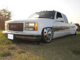 raymondsages 1998 GMC Sierra photo thumbnail