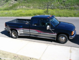6.5l tow pigs 1994 GMC Sierra photo thumbnail