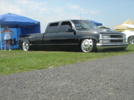 eddiebmans 1997 Chevrolet C3500 photo thumbnail
