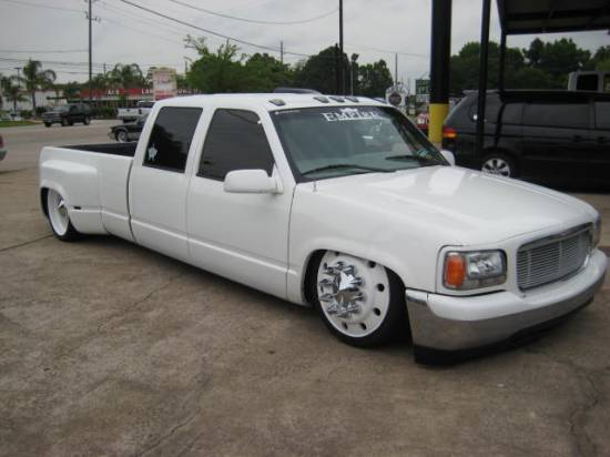 never2lowchevys 1995 Chevrolet C3500 photo