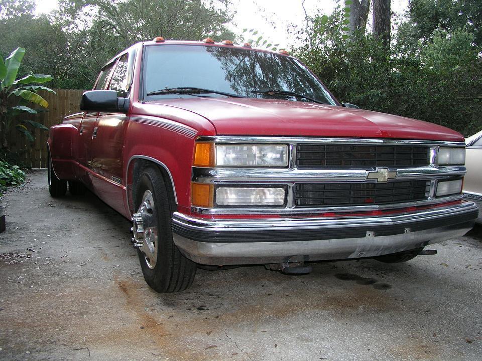 klezs 1995 Chevrolet C3500 photo
