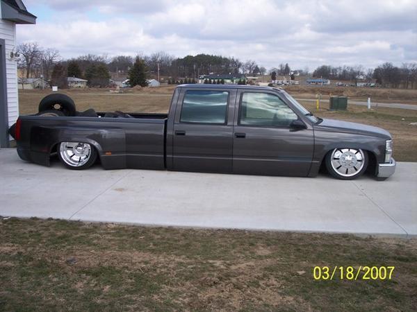cambercrewcabs 1993 Chevrolet C3500 photo