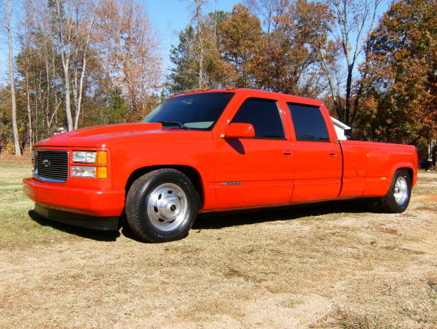 mmduallys 1994 Chevrolet C3500 photo