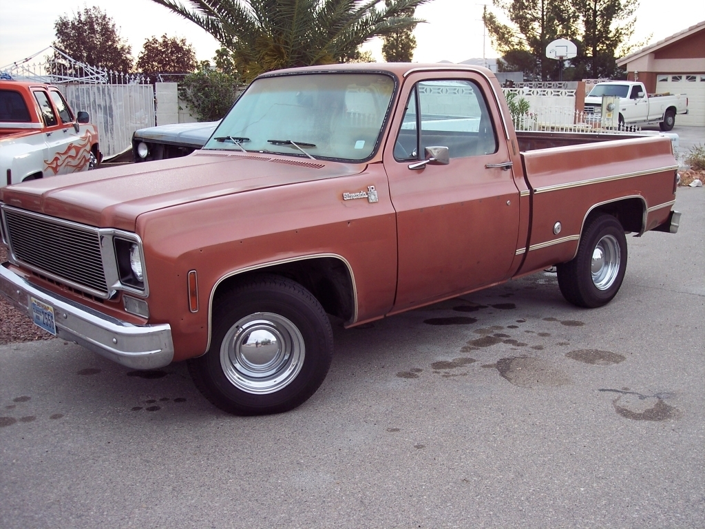 got6wlss 1977 Chevrolet Silverado photo