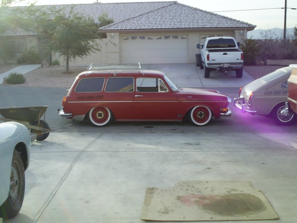 got6wlss 1971 Volkswagen Variant S photo