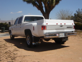 campy srs 1986 Chevrolet C3500 photo thumbnail