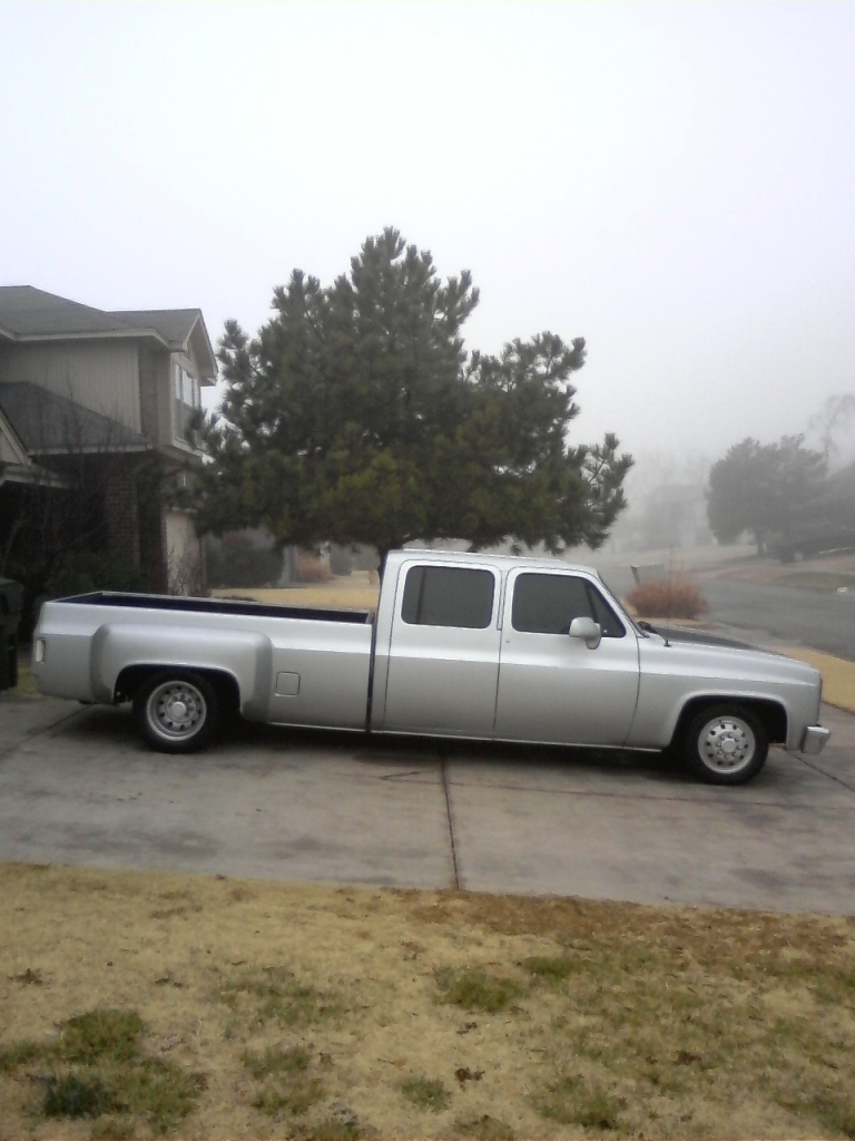 purelucks 1988 Chevrolet C3500 photo