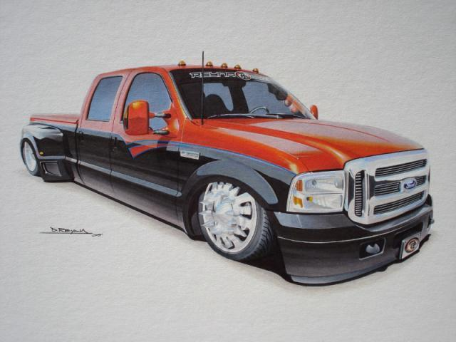 reyna bross 1999 Ford F Series Light Truck photo