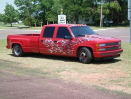 flamed96s 1996 Chevrolet C3500 photo thumbnail