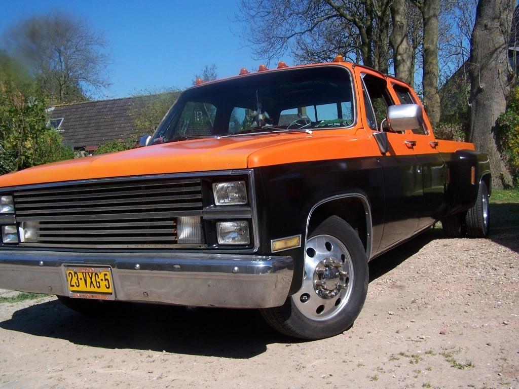 dually-79s 1979 Chevrolet C3500 photo