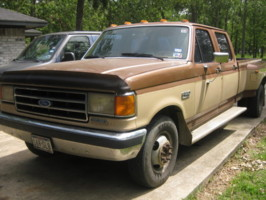 project02s 1989 Ford F Series Light Truck photo thumbnail