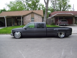 bagdduallyon24zs 2000 Chevrolet C3500 photo thumbnail